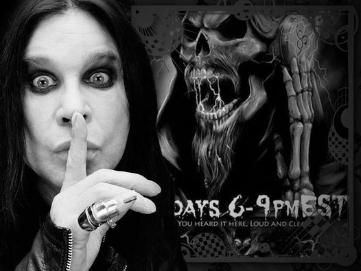 Straight Jackets to the left and meds to the right…time to get locked in sinners! Tune in Friday night @ 6PM EST with…