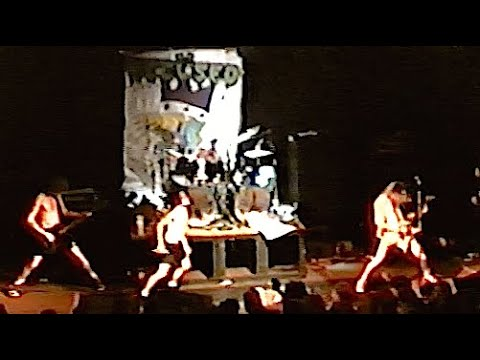 """The Accused – """"Buried Alive"""" – Live – Portland, OR.  1988"""