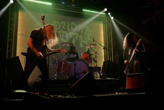 """Old Horn Tooth Unleash Sonic Visual Explosion in """"True Death"""""""