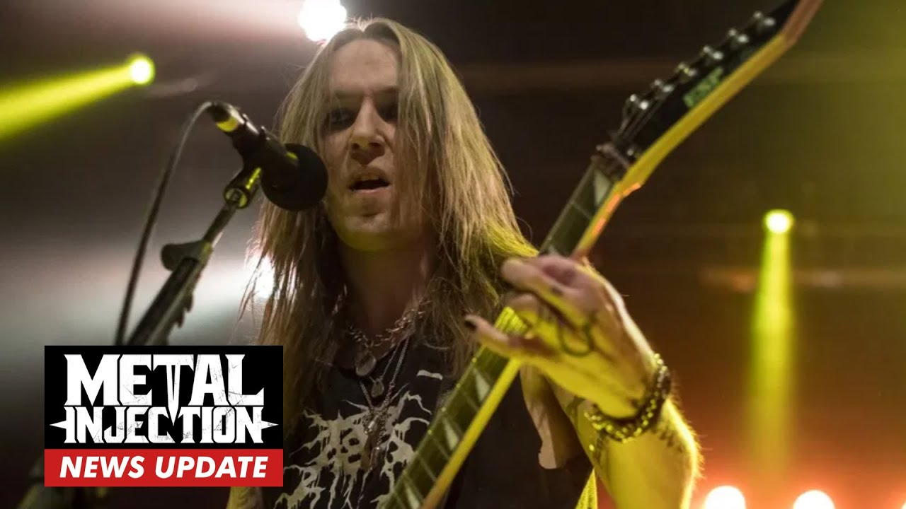 Cause of Death for Alexi Laiho (Children of Bodom) Revealed   Breaking News   Metal Injection